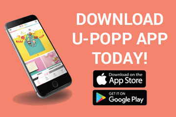 Download U-POPP Mobile App today!