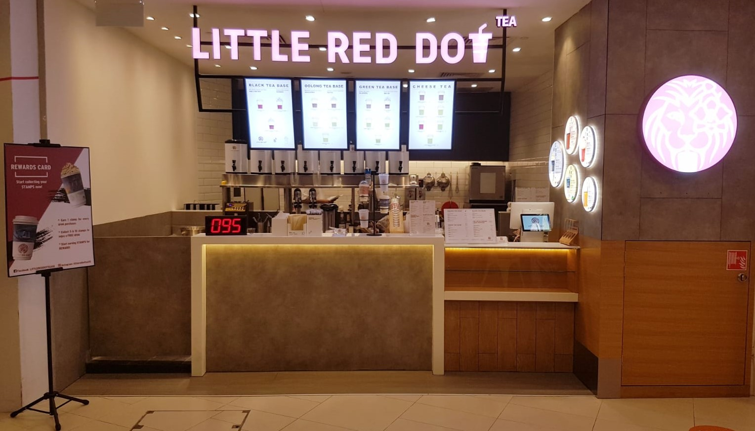Little Red Dot Tea