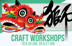 CRAFT WORKSHOPS