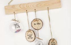 Wooden Ornament Workshop
